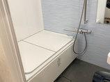 バスルームリフォーム気持ちよく汗を流せるお風呂と、使い勝手の良いトイレ・洗面所