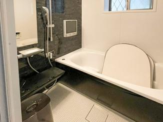 バスルームリフォーム 既設機器を上手く再利用した快適バスルーム